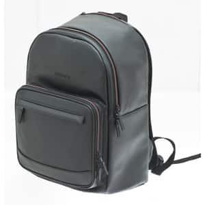Rucsac DAVIDTS Oran 28226001, Compartiment laptop, negru
