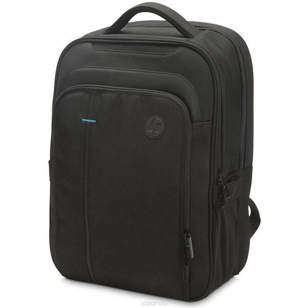 Rucsac laptop HP T0F84AA, 15.6'', negru