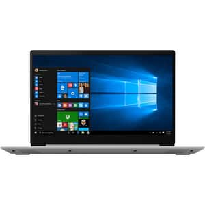 "Laptop LENOVO IdeaPad S145-15IWL, Intel Pentium Gold 5405U pana la 2.3GHz, 15.6"" HD, 4GB, 1TB, Intel UHD Graphics 610, Windows 10 Home, Gri"