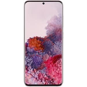 Telefon SAMSUNG Galaxy S20 5G, 128GB, 12GB RAM, Dual SIM, Cloud Pink