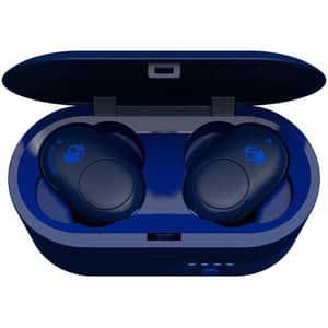 Casti SKULLCANDY Push S2BBW-M717, True Wireless, Bluetooth, In-ear, Microfon, Indigo Blue