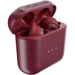 Casti SKULLCANDY Indy S2SSW-M685, True Wireless, Bluetooth, In-ear, Microfon, Red