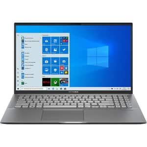"""Laptop ASUS VivoBook S15 S531FA-BQ029T, Intel Core i5-8265U pana la 3.9GHz, 15.6"""" Full HD, 8GB, SSD 512GB, Intel UHD Graphics 620, Windows 10 Home, Gun Metal"""