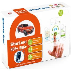 Alarma auto STARTLINE S96 GSM, Bluetooth