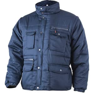 Jacheta de protectie COVERGUARD Polena, marimea 3XL, bleumarin