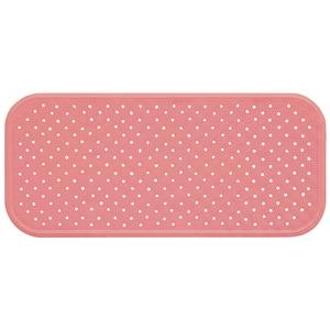 Covoras antiderapant pentru cada SANGER SANG13738, 76 x 34cm, roz