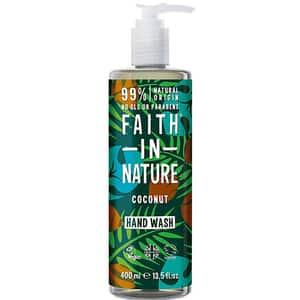 Sapun lichid FAITH IN NATURE Coconut, 400ml