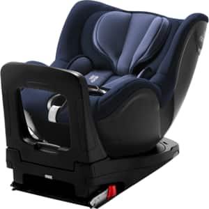 Scaun auto BRITAX ROMER Dualfix i-SIZE, 5 puncte, 0-18kg, albastru