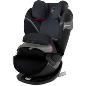 Scaun auto CYBEX Pallas S-Fix 520000559, Isofix, 9-36 kg, negru-gri