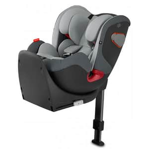 Scaun auto GB Convy-fix 619000279, Isofix, 0-25 kg, gri