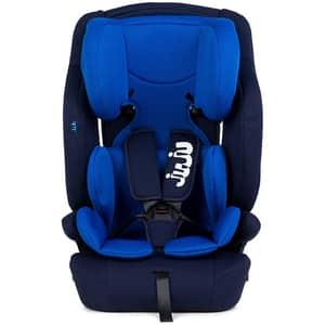 Scaun auto JUJU Fun Racer JU1200-EA-BLUE-D-BLU, 5 puncte, 9 - 36kg, albastru-bleumarin