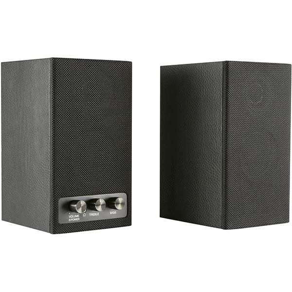 Sistem boxe 2.0 SAL 10BT, 40W RMS, Bluetooth, negru
