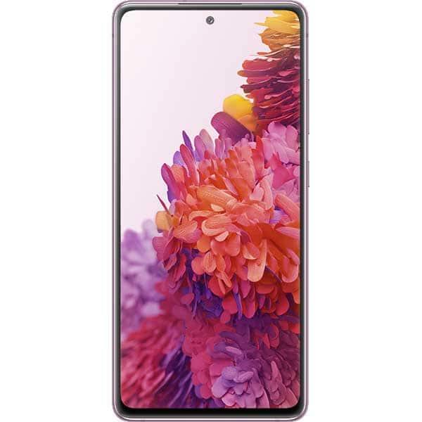 Telefon SAMSUNG Galaxy S20 Fan Edition 5G, 128GB, 6GB RAM, Dual SIM, Cloud Lavender