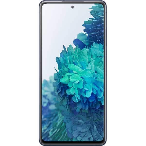 Telefon SAMSUNG Galaxy S20 Fan Edition 5G, 128GB, 6GB RAM, Dual SIM, Cloud Navy
