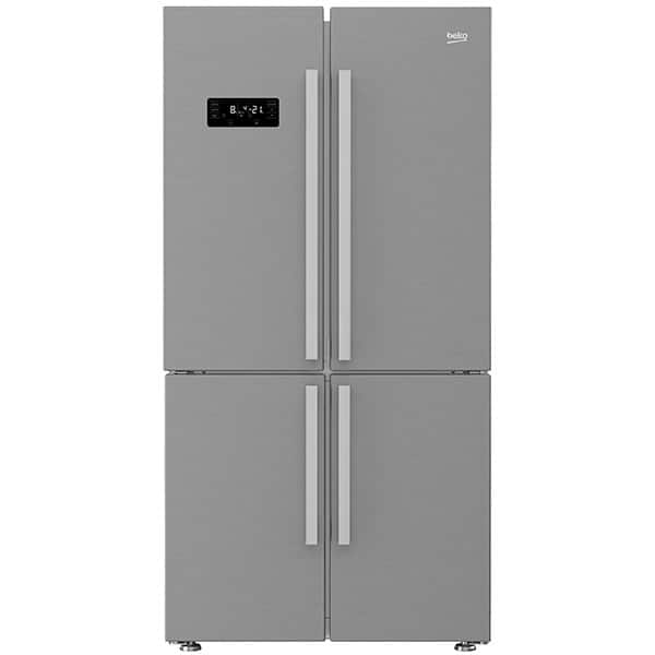 Side-by-Side BEKO GN1416221XP, 541 l, 182 cm, A+, inox