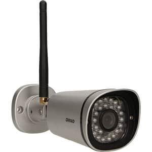 Camera supraveghere Wireless exterior ORNO OR-MT-FS-1805, HD 720p, IR, Night Vision, gri