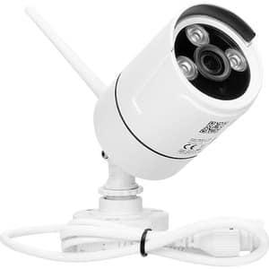 Camera supraveghere Wireless exterior ORNO OR-MT-JT-1806, HD 960p, IR, Night Vision, alb