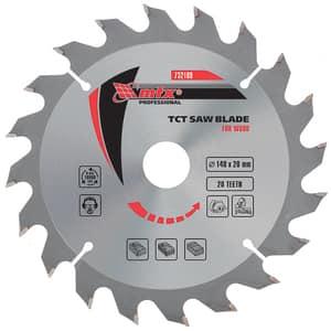 Disc debitare lemn MTX, 140 x 20 mm, 20 dinti, bucsa 16/20