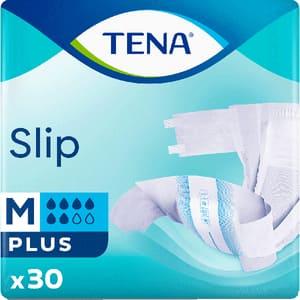 Scutece pentru adulti TENA Slip Plus, M, 30 buc