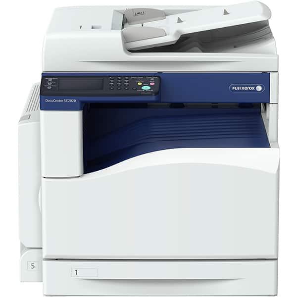 Multifunctional laser color XEROX DocuCentre SC2020V_U, A3, USB, Retea