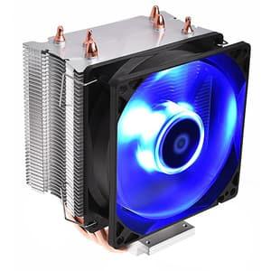 Cooler procesor ID-COOLING SE-913-B Blue, 92 mm