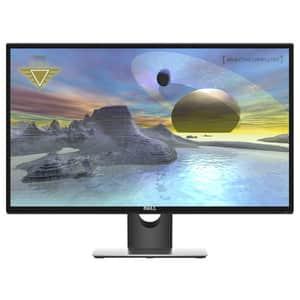 "Monitor Gaming LED IPS DELL SE2717H, 27"", Full HD, 75Hz, negru-gri"