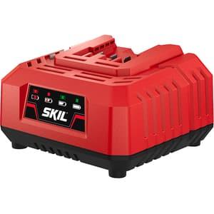 Incarcator pentru acumulator SKIL CR1E3122AA, 2.4 A, 18 V