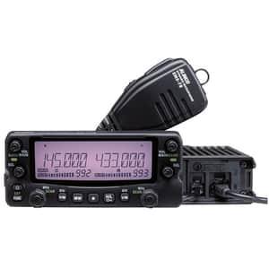Statie radio VHF/UHF ALINCO DR-735E, 100/999 canale