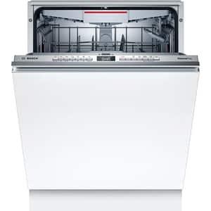 Masina de spalat vase incorporabila BOSCH SGV4HCX48E, 14 seturi, 6 programe, 60 cm, Clasa D, argintiu