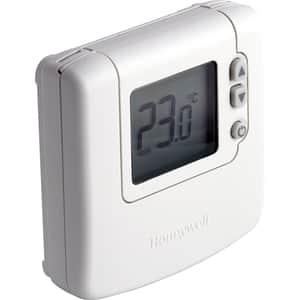 Termostat HONEYWELL DT90A1008, cu fir, digital, alb