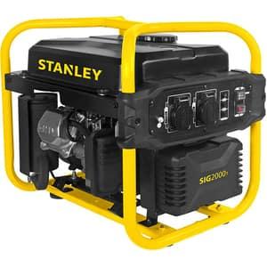 Generator electric STANLEY SIG2000-1, 2000W, 4 timpi, benzina, autonomie max 8h
