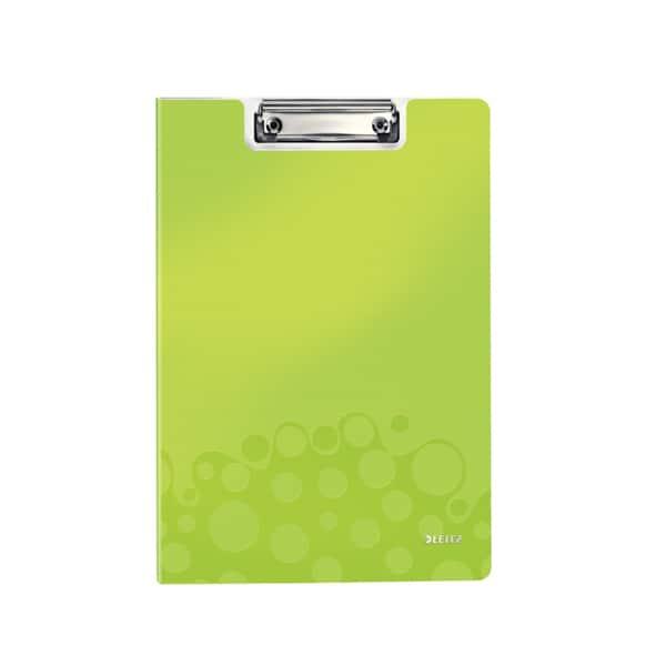 Clipboard dublu LEITZ WOW, A4, verde
