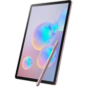 "Tableta SAMSUNG Galaxy Tab S6 T865, 10.5"", 128GB, 6GB RAM, Wi-Fi + 4G, Rose Blush"