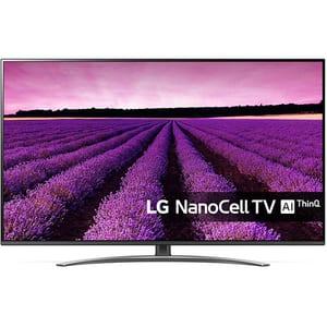 Televizor NanoCell Smart LG 55SM8200PLA, Ultra HD 4K, HDR, 139 cm