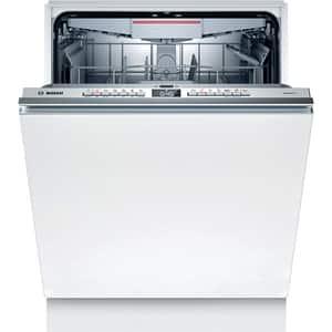 Masina de spalat vase incorporabila BOSCH SMD6TCX00E, 14 seturi, 6 programe, 60 cm, Clasa A, gri