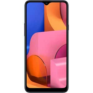 Telefon SAMSUNG Galaxy A20s, 32GB, 3GB RAM, Dual SIM, Blue