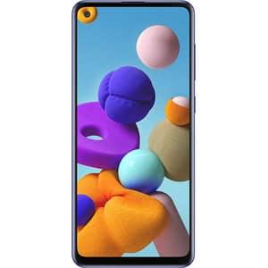 Telefon SAMSUNG Galaxy A21s, 32GB, 3GB RAM, Dual SIM, Blue
