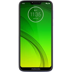 Telefon MOTOROLA G7 Power, 64GB, 4GB RAM, Dual SIM, Ice-Violet