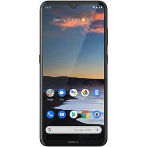 Telefon NOKIA 5.3, 64GB, 4GB RAM, Dual SIM, Charcoal