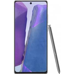 Telefon SAMSUNG Galaxy Note 20, 256GB, 8GB RAM, Dual SIM, Mystic Gray