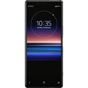 Telefon SONY Xperia 1, 128GB, 6GB RAM, Dual SIM, Black