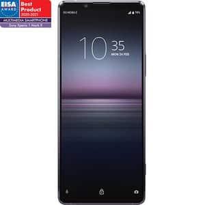Telefon SONY Xperia 1 II 5G, 256GB, 8GB RAM, Single SIM, Purple