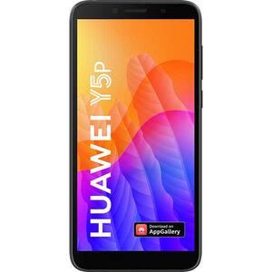 Telefon HUAWEI Y5P, 32GB, 2GB RAM, Dual SIM, Midnight Black