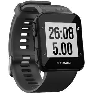 Smartwatch GARMIN Forerunner 30 Android/iOS, silicon, Gri