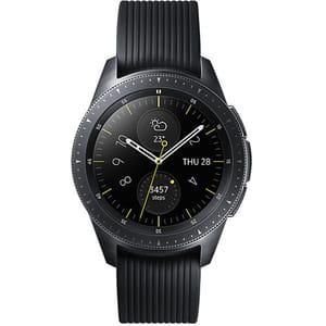 Smartwatch SAMSUNG Galaxy Watch 42mm, Android/iOS, silicon, Black