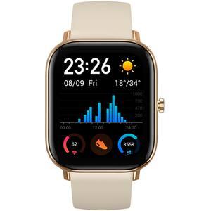 Smartwatch XIAOMI AmazFit GTS, Android/iOS, silicon, Desert Gold