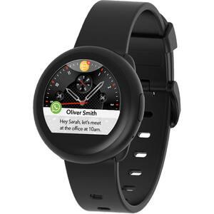 Smartwatch MYKRONOZ ZeRound3 Lite, Android/iOS, silicon, negru