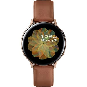 Smartwatch SAMSUNG Galaxy Watch Active 2 44mm, 4G, Android/iOS, Stainless steel, Gold