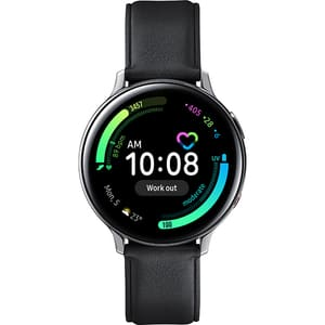 Smartwatch SAMSUNG Galaxy Watch Active 2 44mm, 4G, Android/iOS, Stainless steel, Silver