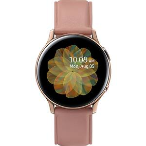 Smartwatch SAMSUNG Galaxy Watch Active 2 40mm, 4G, Android/iOS, Stainless steel, Gold